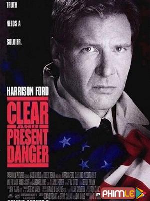 Phim Hiểm Họa Hiện Hữu - Clear and Present Danger (1994)