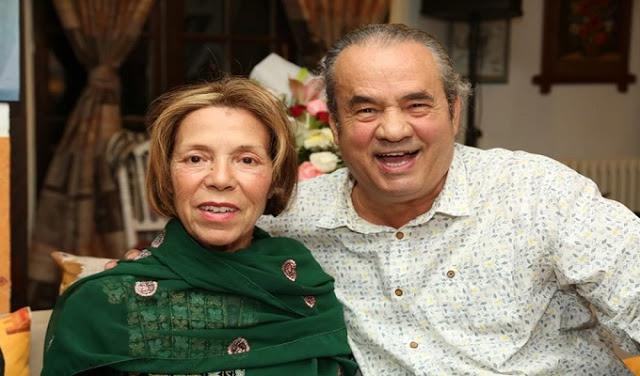 """الفنانة القديرة """"سعاد محاسن"""" في حالة صحيّة حرجة جدًا و هذا مانشره ابنها...."""