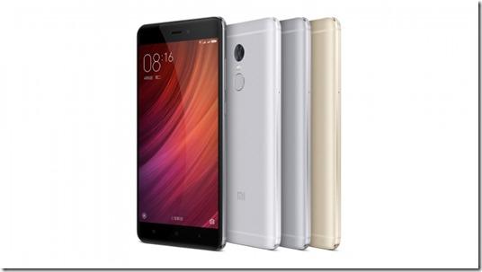 Harga Spesifikasi Xiaomi Redmi Note 4