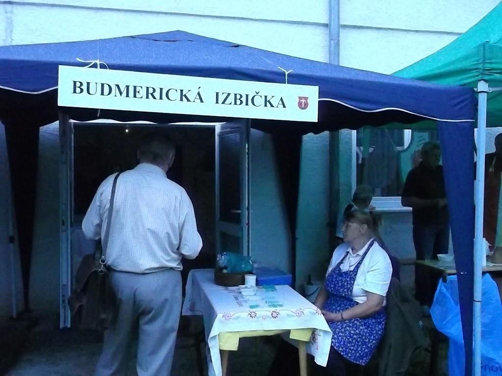 Evička Sokolovičová víta hostí