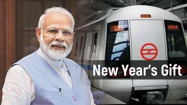 Driverless Metro: देश को आज मिलेगी बिना ड्राइवर के चलने वाली पहली मेट्रो, पीएम मोदी दिखाएंगे हरी झंडी