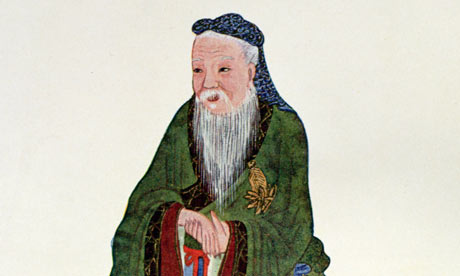 Confucius 001, Confucius
