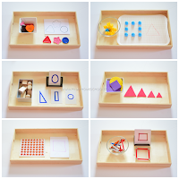 Toddler Activity Trays (34 Months)
