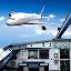 أقصى مطار محاكاة 2019 طيار طيران ألعاب icon