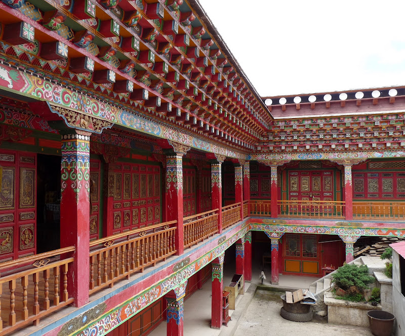 Chine.Yunnan. Ganten Sumtsenling Monastery, Shangri la - P1260008.JPG