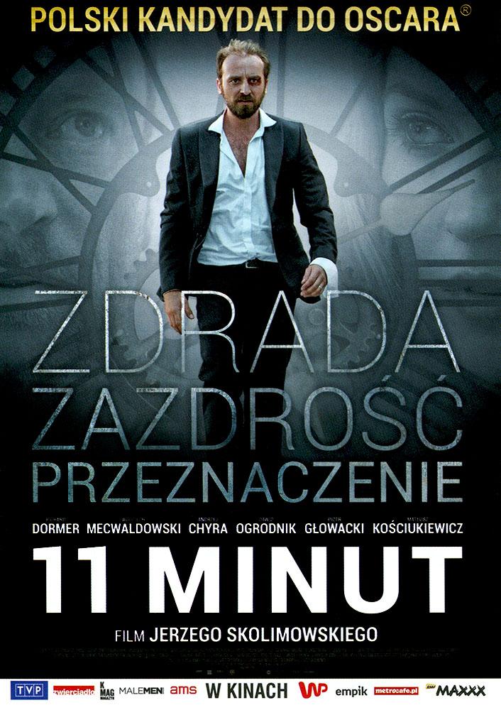Ulotka filmu '11 Minut (przód)'