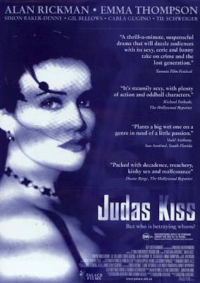 El beso de Judas (1999) | Cartel de la película | Caratula