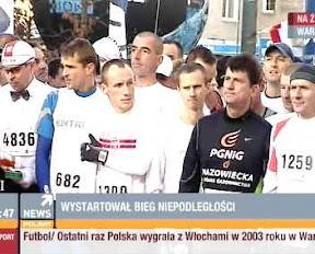 XXII Bieg Niepodległości (11 listopada 2011)