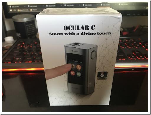 IMG 1560 thumb%25255B2%25255D - 【MP3プレイヤー搭載MOD】Joyetech OCUKAR Cレビュー!電話の代わりにVAPEを搭載した新時代MOD!タッチパネルは新時代のブームとなりうるか?【ガジェット風/万歩計/カレンダー】