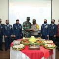 Kapolda Sumut Berikan Suprise Hari Jadi TNI AU ke 75