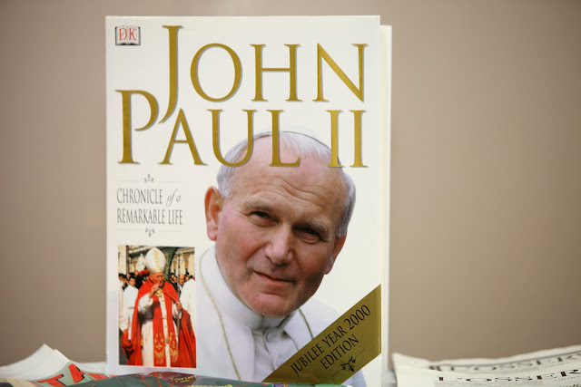 The Relic of Blood of Blessed John Paul II in the Polish Apostolate of Blessed John Paul II - IMG_1025.JPG
