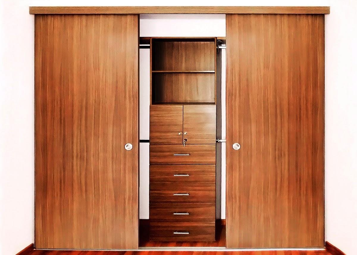 Closets econ micos closets de melamina orbis home for Precios de closets modernos