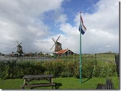 iar în Olanda am alergat după mori de vânt !