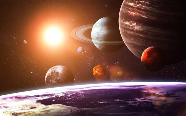 Το ηλιακό σύστημα γεννήθηκε με το μεγάλο χάσμα που το χωρίζει στην μέση