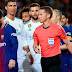 "Ahh: Lionel Messi ""Insults"" Referee After Giving Barca Teammate Red Card During El-Classico [Here's what he said]"