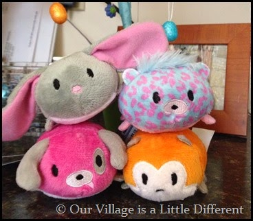 Stackins Stackable Friends 1