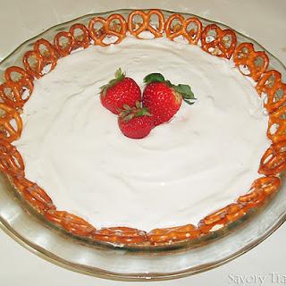 Strawberry Margarita Pie.