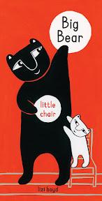 2015 뉴욕타임스 올해의 그림책_Big Bear Little Chair