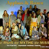 Applaus & Rozen  15 en 16 April 2016