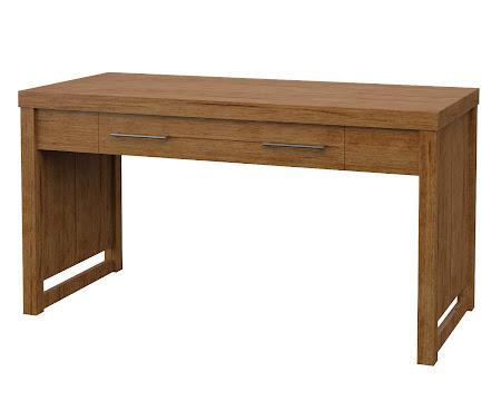 Sumatra Writing Desk in Como Maple