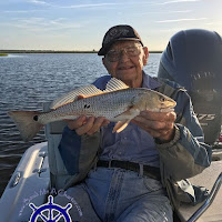 Jim with a slot RedFish 08-04-2018