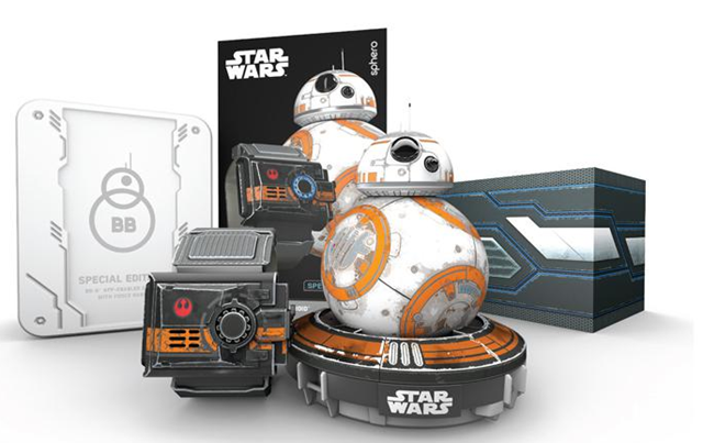 BB-8 and The Force Band