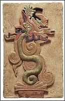 Aztec Goddess Chicomecoatl Image