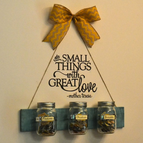 DIY Mason Jar Decor by My Paper Craze