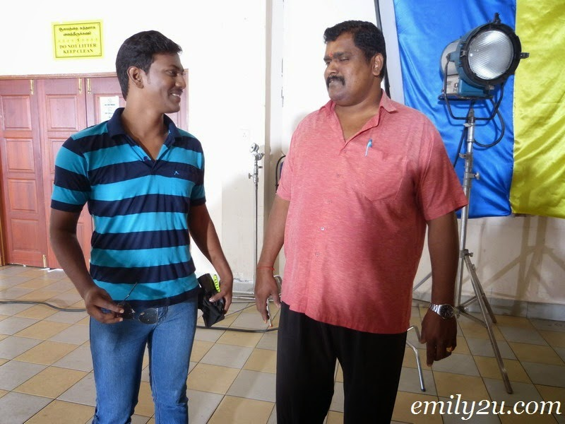Kollywood movie shoot