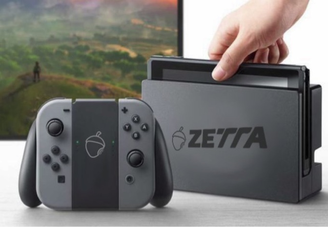 Nintendo switch meme zetta