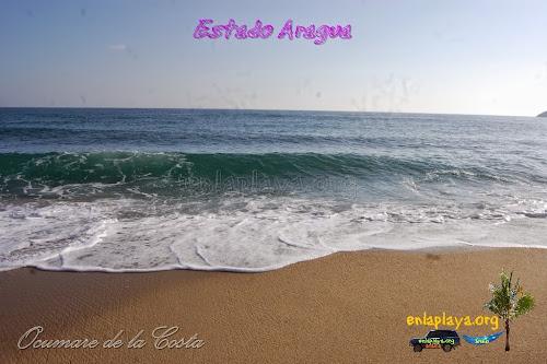Playa Los Monjes, Sector Ocumare de la Costa, Estado Aragua, Venezuela