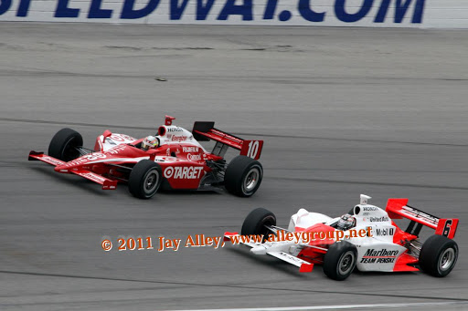 2006 Wheldon Hornish 8455 by Jay Alley.JPG