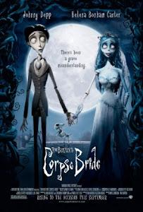 Corpse Bride Poster