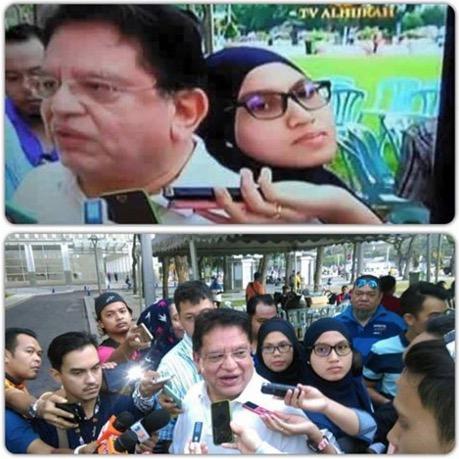 Wartawan Wanita Bersandar di Belakang Ku Nan - blogmazeer.com-2.jpg