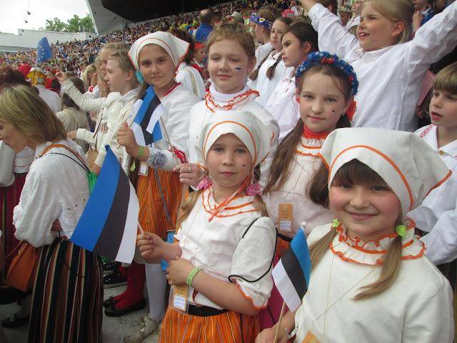 XII Noorte laulu ja tantsupidu / XII Молодежный певческий и танцевальн - IMG_7190.JPG