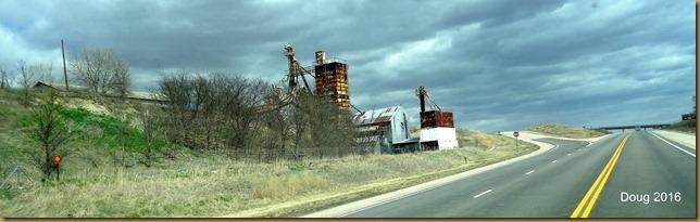 Silo in Kansas
