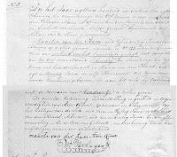 Ham, Hendreintje van der Geboorteakte 06-02-1813.jpg