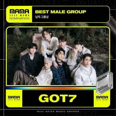 [THEQOO] MAMA 2020: En iyi erkek & En iyi kız grubu ödül adayları