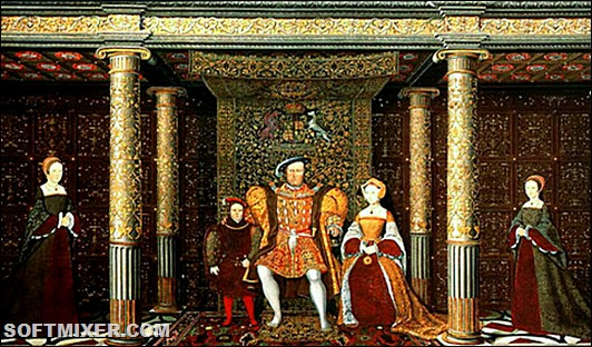 8619885_HenryVIII_Jane_family