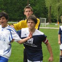 1. Mai 2010 B-Jugend Spiel SG Au am Rhein - SV Ottenau