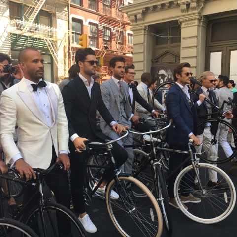 SuitSupply SS17 Presentation NYFWM | SparksNStyle