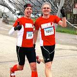 Münchner Winterlaufserie 20 Km 16.02.2014