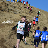 Rivington Pike 2013 U14 & U16 race