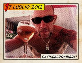 Photo: DAY11: Gavarnie - Ref de Barroudes. Heas, beer break!