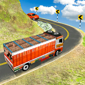 Indian Truck Offroad Cargo Drive Simulator Android APK Download Free By VIVOXA