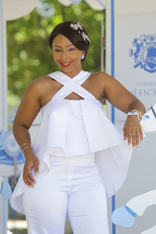 Boity Thulo likes to keep thins fresh. (Photo by Ruvan Boshoff/Sunday Times/Gallo Images/Getty Images)