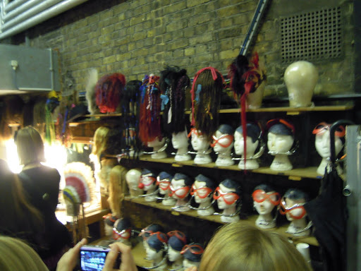 Backstage at We Will Rock You. London Musicals You Didn't Know You Wanted To See