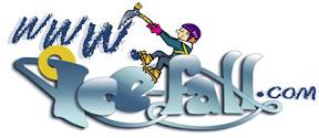 Ancien logo Ice-fall