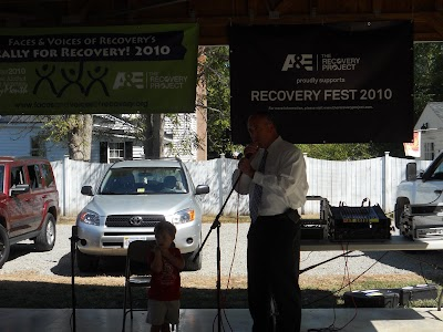 Mayor David Storke at 1st Annual Recovery Picnic in Caroline County.JPG