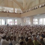 Inauguración en Yakarta (Indonesia) Centro Islámico Muamar Al-Gadafi - Reunion WIPL (2009-Agosto-26)